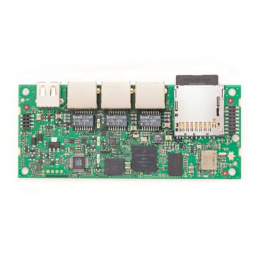 Embedded data server