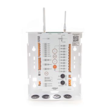 Heating control – control unit